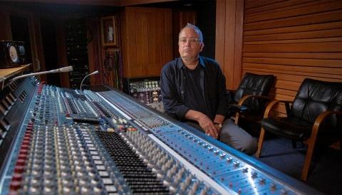 "Larry Klein Kandace Springs & Norah Jones ""Angel Eyes"" Inside The Track 44 TUTORIAL"
