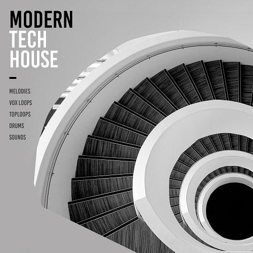Modern Tech House Sample Pack WAV