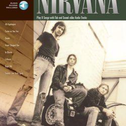 Nirvana Bass Play-Along Volume 25