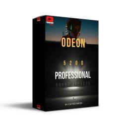 Paramount Motion ODEON Sound Effects WAV