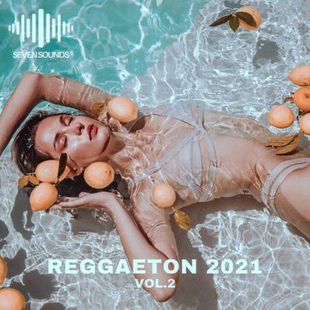 Seven Sounds Reggaeton 2021 Volume 2 WAV MIDI