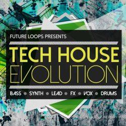 Future Loops Presents Tech House Evolution WAV MIDI