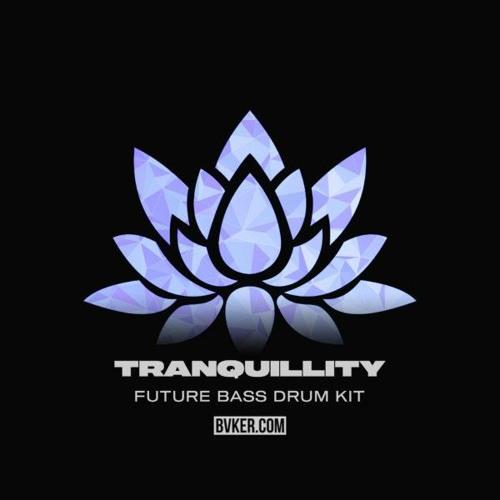 Tranquillity Future Bass Drum Kit