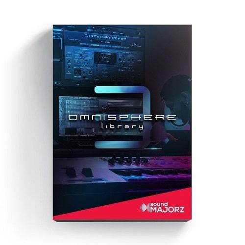 soundMajorz Vybe Omnisphere Bank 3