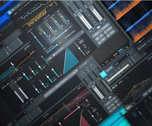 iZotope Music Production Suite Remixing a Stereo Mix TUTORIAL
