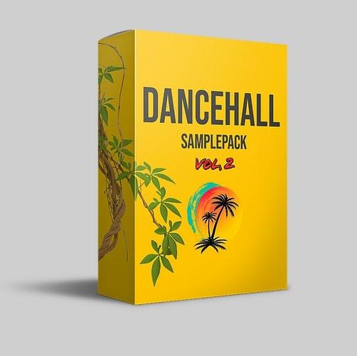 Antian Rose Dancehall Sample Pack Vol. 02