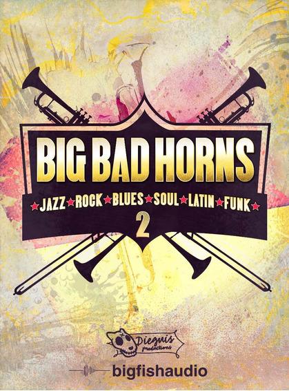 Dieguis Productions Big Bad Horns 2 WAV