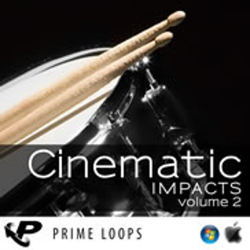 Prime Loops Cinematic Impacts Vol.2