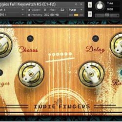 Indie Fingers Volume Four V.1.0.2 KONTAKT