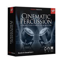 IK Multimedia Cinematic Percussion for SampleTank 34