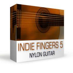 Indie Fingers 5: Nylon Edition v1.5 KONTAKT