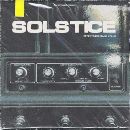 Kill September Solstice Vol 1 - SoundToys EffectRack Bank