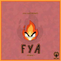 King Loops Fya Volume 1 WAV MIDI