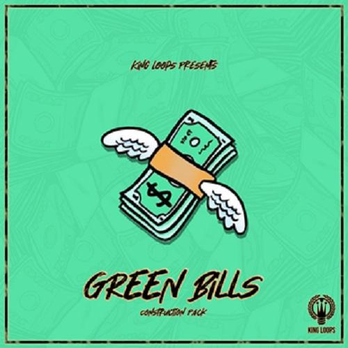King Loops Green Bills WAV MIDI