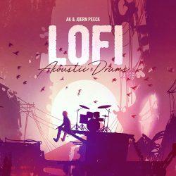 AK & Joern Peeck - Lofi Acoustic Drums WAV