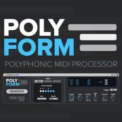 Polyform – Max for Live Polyphonic MIDI Processor