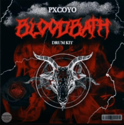 Pxcoyo BLOODBATH Drum Kit