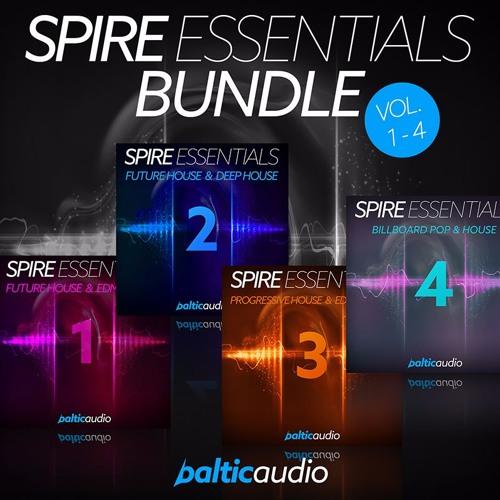 Baltic Audio Spire Essentials Bundle Vols.1-4