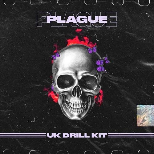 Frosty Beats The Plague UK Drill Kit WAV