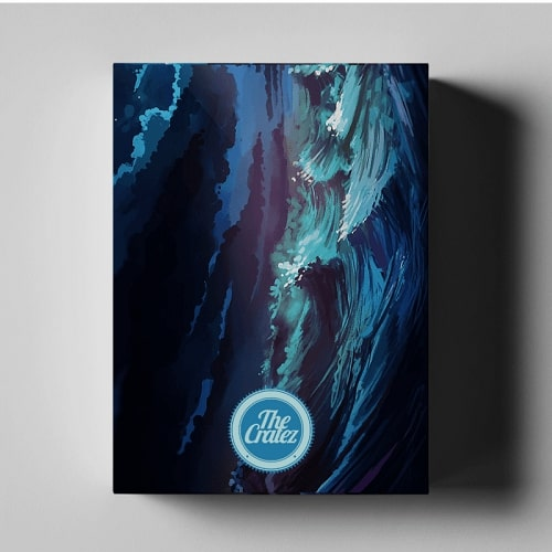 The Cratez Waves (Drum Kit) WAV