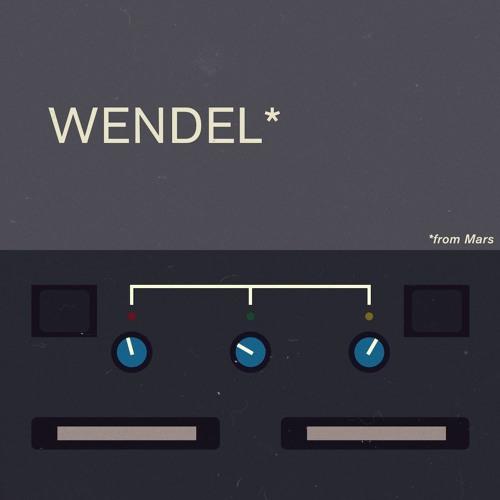 Samples From Mars Wendel From Mars MULTIFORMAT
