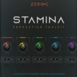 Zero-G Stamina Production Toolkit KONTAKT