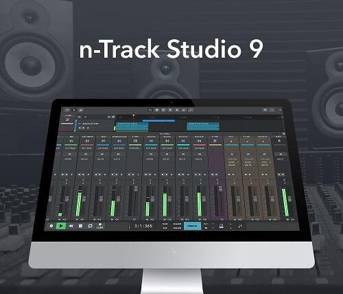 n-Track Studio Suite 9 [WIN & MAC]