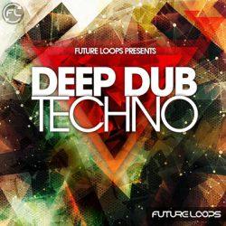 Future Loops Deep Dub Techno WAV