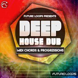 Future Loops Deep House Dub - Midi Chords & Progressions WAV MIDI