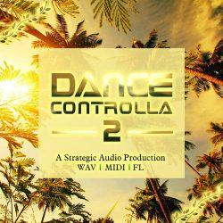 Strategic Audio Dance Controlla 2 WAV MIDI FLP