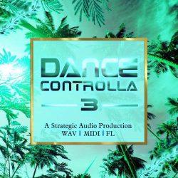 Strategic Audio Dance Controlla 3 WAV MIDI FLP