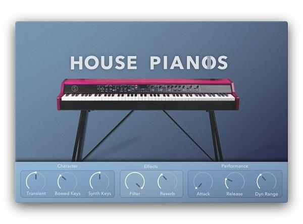 Echo Sound Works House Piano Kontakt