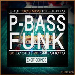 Eksit Sounds P-Bass Funk WAV