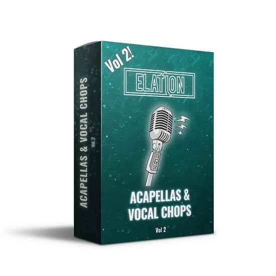 Elation Sounds Acapellas & Vocal Chops Vol.2 WAV