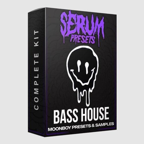 MOONBOY Bass House Serum Presets & Samples (Complete Kit)