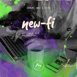 Adsr Sounds New-Fi WAV FXP