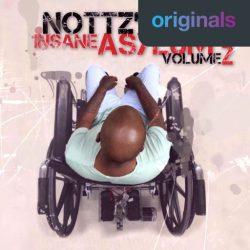 Nottz's Insane Asylum Vol.2 WAV