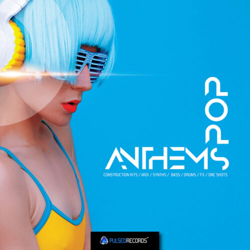 Pulsed Records Pop Anthems WAV MIDI
