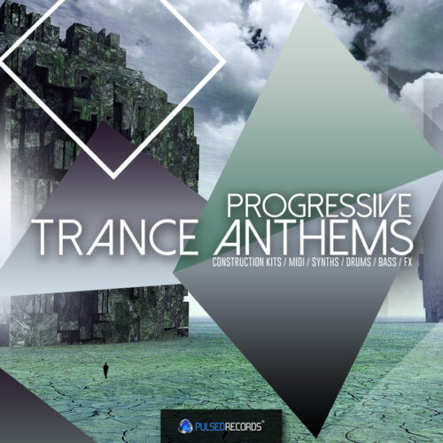 Pulsed Records Progressive Trance Anthems WAV MIDI