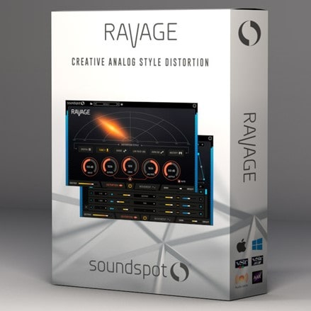 SoundSpot Ravage v1.0.2 VST VST3 AU AAX