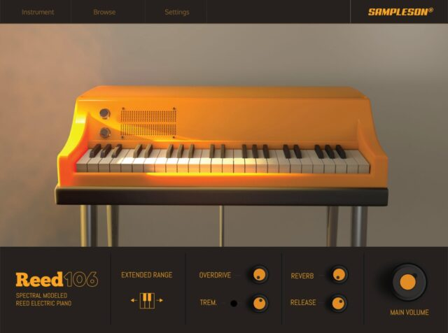 Sampleson Reed106 v1.0.0 WIN MacOSX