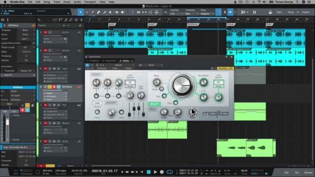How to Mix Music a Comprehensive Step by Step guide with Studio One