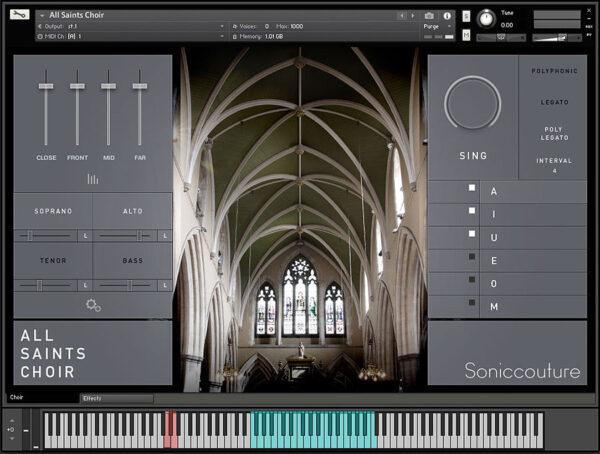All Saints Choir KONTAKT