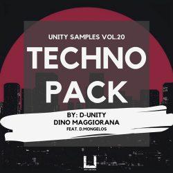 Unity Samples Vol.20 by D-Unity - Dino Maggiorana