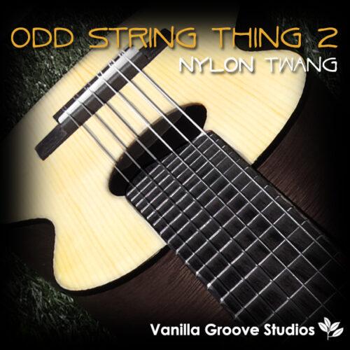 Vanilla Groove Studios Odd String Thing Vol.2 Nylon Twang WAV