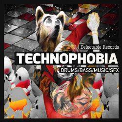Delectable Records Technophobia 01