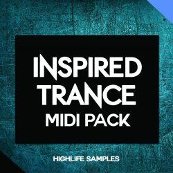 Inspired Trance MIDI Pack