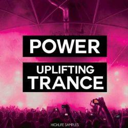Power Uplifting Trance WAV MIDI SPF
