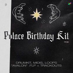 PVLACE Birthday Kit WAV MIDI FLP