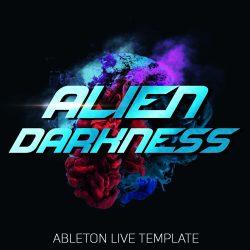 Speedsound Ableton Live Template: Alien Darkness for Ableton Live